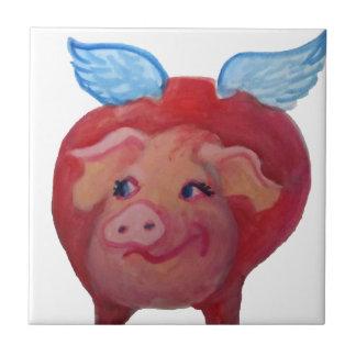 Carreau porc de vol