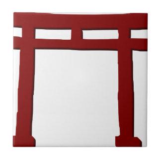 Carreau Porte de Shinto