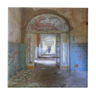 Carreau Portes et couloirs 03,0, endroits perdus, Beelitz