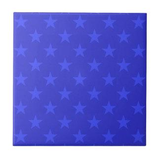 Carreau Profil sous convention astérisque bleu