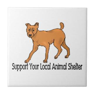Carreau Refuges pour animaux de soutien
