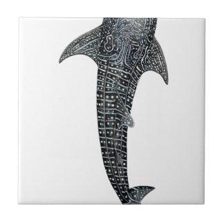 Carreau Requin de baleine