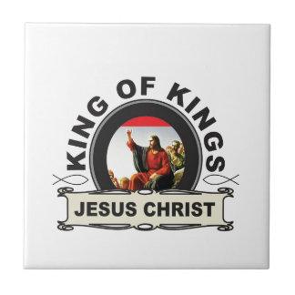 Carreau Roi des rois JC