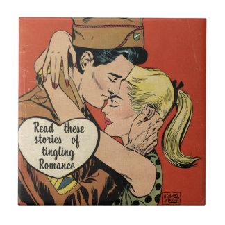 Carreau Romance militaire