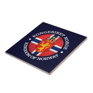 Carreau Royaume de Norvège