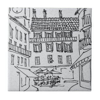Carreau Rue Louis Gassin, vieux Nice   Nice, France