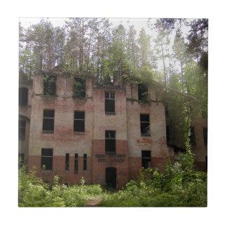 Carreau Ruine d'hôpital de Beelitz, Alpenhaus