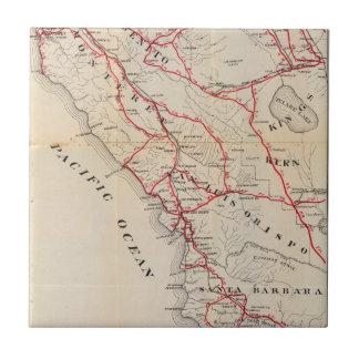 Carreau San Benito, Fresno, Monterey, San Luis Obispo