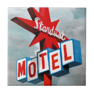Carreau Signe de motel de chimères