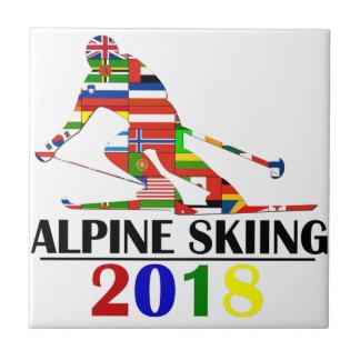 CARREAU SKI 2018 ALPIN