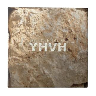 CARREAU SOLDATS DE YHVH