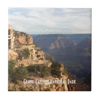 Carreau Souvenir de parc national de canyon grand