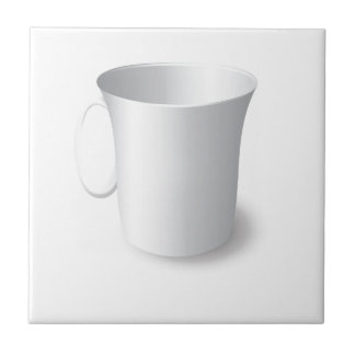 Carreau Tasse de café