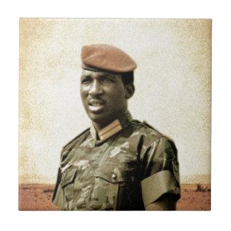 Carreau Thomas Sankara - Burkina Faso - président africain
