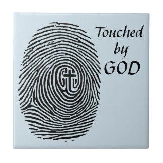 Carreau Touché par Dieu