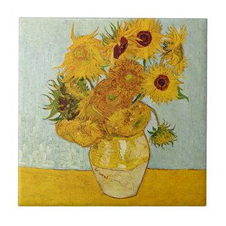 Carreau Tournesols de Vincent van Gogh