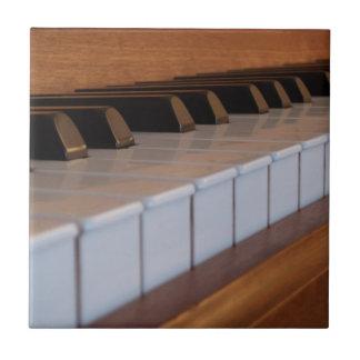 Carreau Tuile de clavier de piano