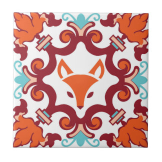 Carreau Tuile de Fox