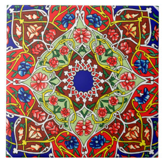 Carreau Tuile décorative vintage de conception