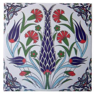 Carreau Tuile en céramique de photo de conception turque