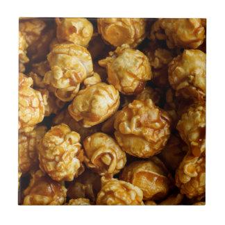 Carreau Tuile en céramique de photo de maïs éclaté de