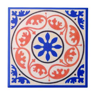 Carreau Tuile en céramique de photo de motif oriental