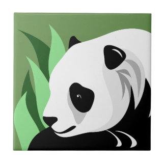 Carreau Tuiles d'art de panda géant