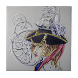Carreau Une vie de pirates