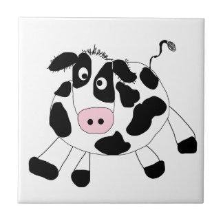 Carreau Vache à ferme
