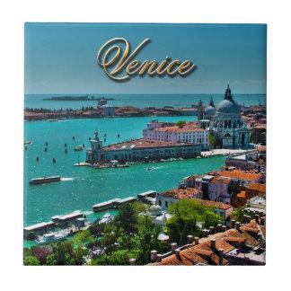 Carreau Venise, Italie - vue aérienne