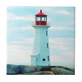 Carreau Vieux phare, océan bleu, maritime, nautique