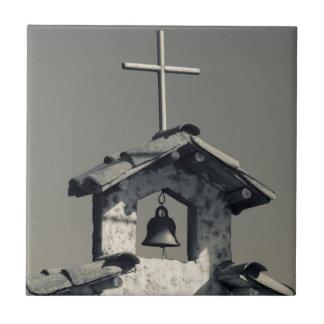 Carreau Ville de touristes, chapelle de village