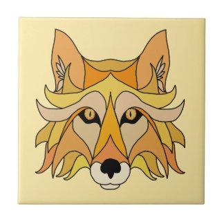 Carreau Visage de Fox