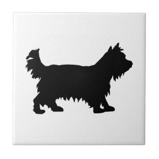 Carreau Yorkshire Terrier