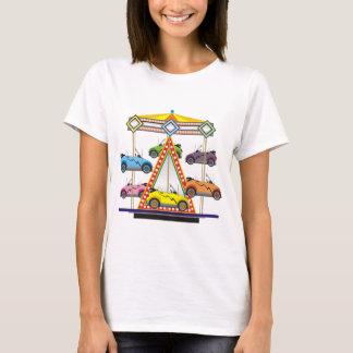 Carrousel de voiture d'Eco T-shirt