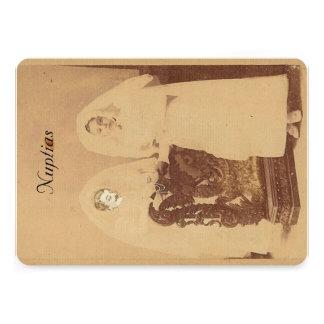 Cartão de casamento cartons d'invitation personnalisés