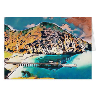 Carte 001 de Fox de camp d'île de Catalina