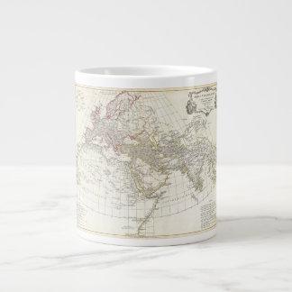 Carte 1794 d'Anville du monde antique Mug Jumbo