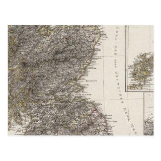 Carte 2 d'atlas de l'Ecosse