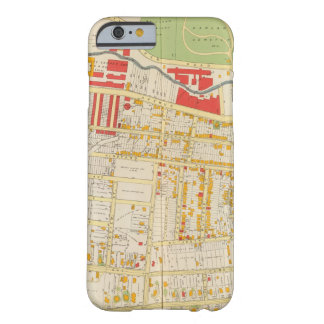 Carte 2 d'atlas de Yonkers Coque iPhone 6 Barely There