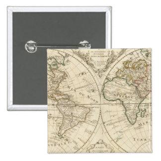 Carte 2 pin's