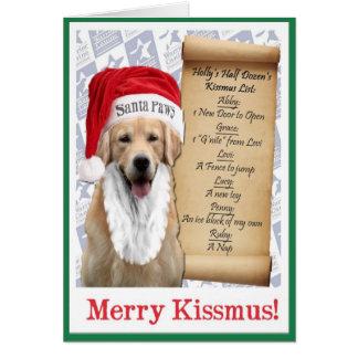 "Carte 3 d'EPW ""Kissmus"""