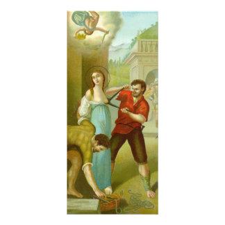 Carte #4 de support de St Agatha (M 003)