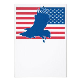 Carte Aigle des Etats-Unis