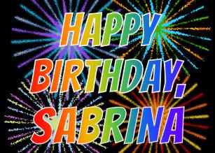 Cartes De Vœux Sabrina Zazzle Fr