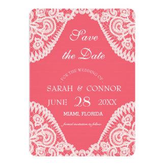 Carte Arrière - plan rose de couleur avec l'invitation