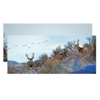 Carte Art de faune de photoshop de photographie
