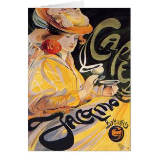 Carte :  Art Nouveau Café