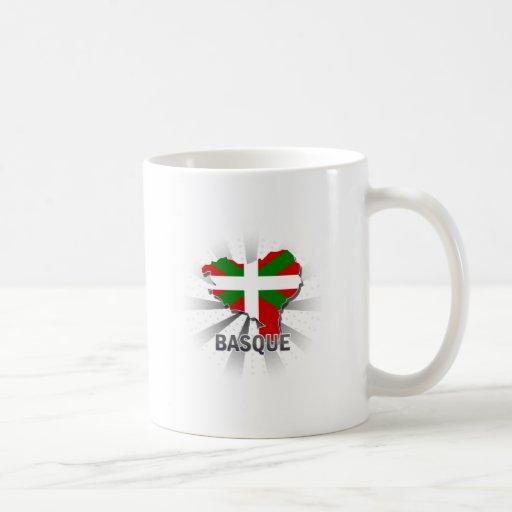 Carte Basque 2,0 de drapeau Tasse
