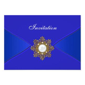 Carte Bleu royal toute la partie d'occasion